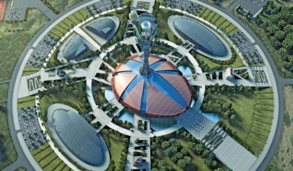 Что будет представлено в парке мировых религий России?