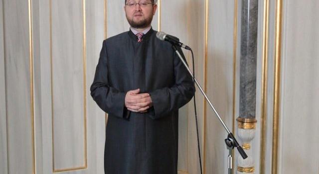 Поздравление с праздником Курбан-байрам муфтия Москвы Ильдара-хазрата Аляутдинова