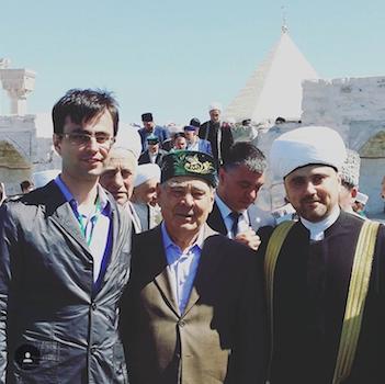Представители мусульманской общины г. Химки приняли участие в VIII Всероссийском Форуме религиозных деятелей «Национальная самобытность и религия»