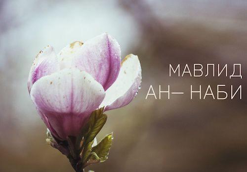 День рождения Пророка Мухаммада мир ему и благословение Всевышнего