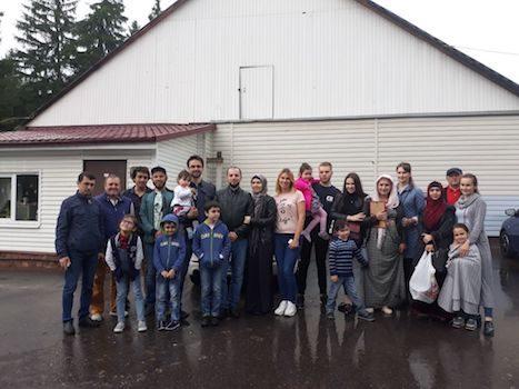 19 мая посетили Филимоновский детский дом