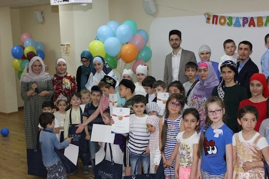 В культурном центре МРОМ Химки прошел детский концерт