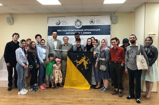 Студенты Российского государственного гуманитарного университета (РГГУ) посетили мусульманский культурный центр в Химках