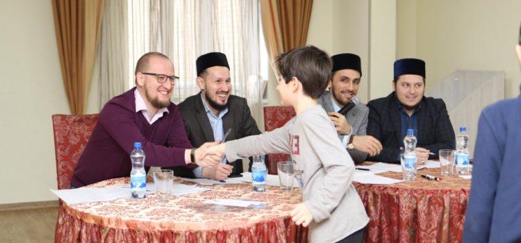 В мусульманской общине г.о. Химки прошла детская олимпиада
