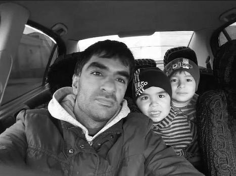 Общиной мусульман Химок было собрано более 20 тысяч рублей семье погибшего Чураева Хуршеда Раҳимовича