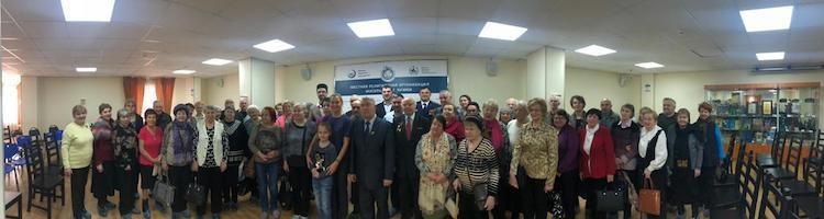 Празднование 23 февраля прошло в стенах Мусульманской общины г.о. Химки