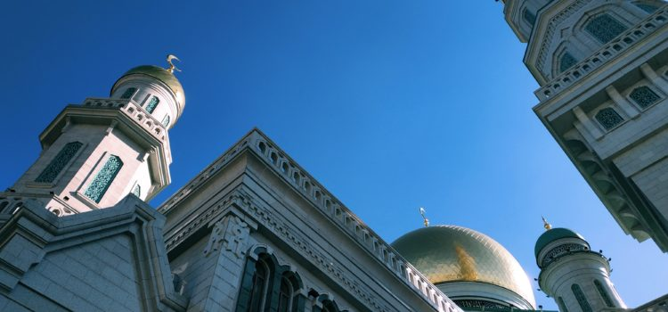 МРОМ города Химки организовала выездную экскурсию в Московскую Соборную мечеть