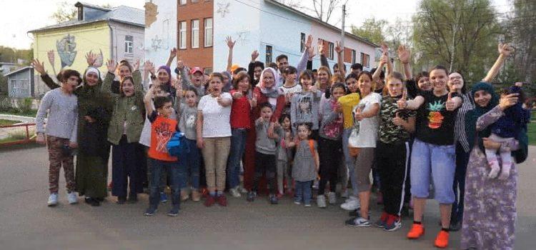 МРОМ г.о.Химки организовала поездку в детский дом