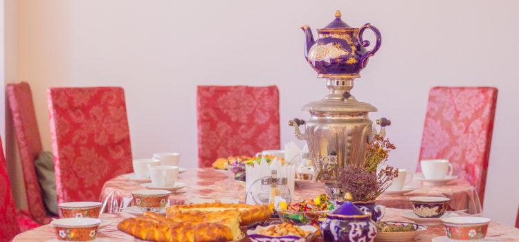 В МРОМ Химки прошел мастер-класс по чайным традициям