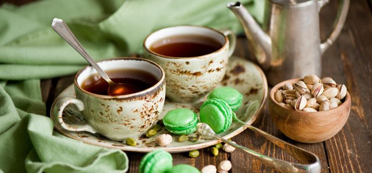 Прошел второй мастер-класс по чайным традициям