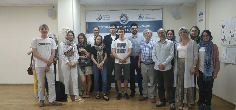 Студенты РГГУ посетили МРОМ Химки