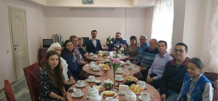 В МРОМ Химки прошел диктант по татарскому языку