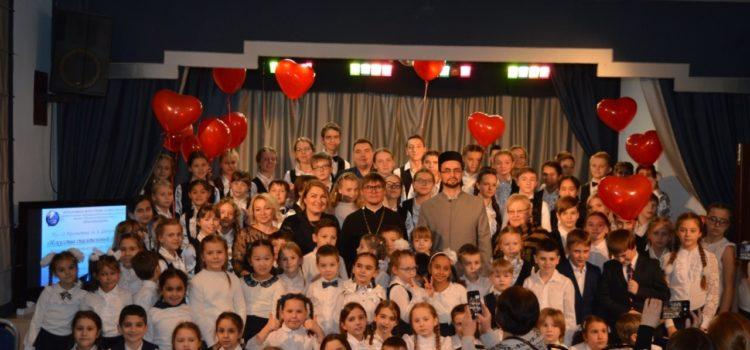 Председатель МРОМ Химки принял участие в мероприятии, посвященном Дню матери