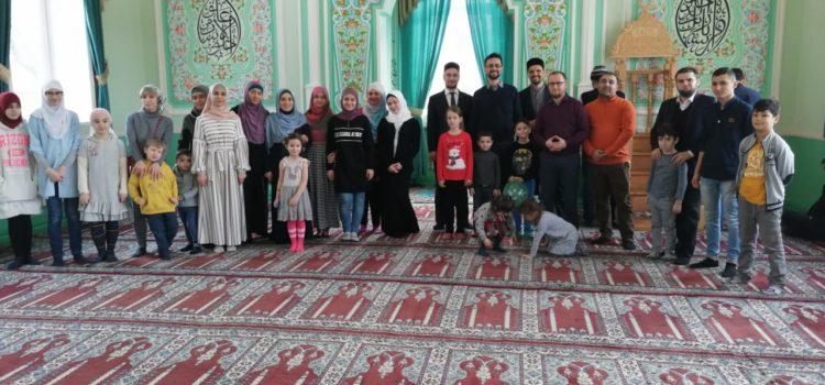 МРОМ Химки организовала поездку в мечеть г.Щелково