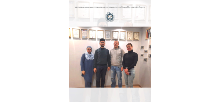 1 декабря наш культурный центр посетил Курлаев Алексей Алексеевич, заместитель директора по структурным подразделениям АУ МЦ Восход с/п Каскад.