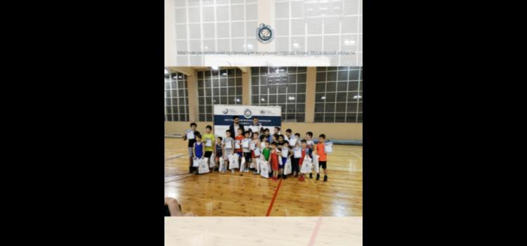 Соревнования по вольной борьбе на территории с/к «Родина»