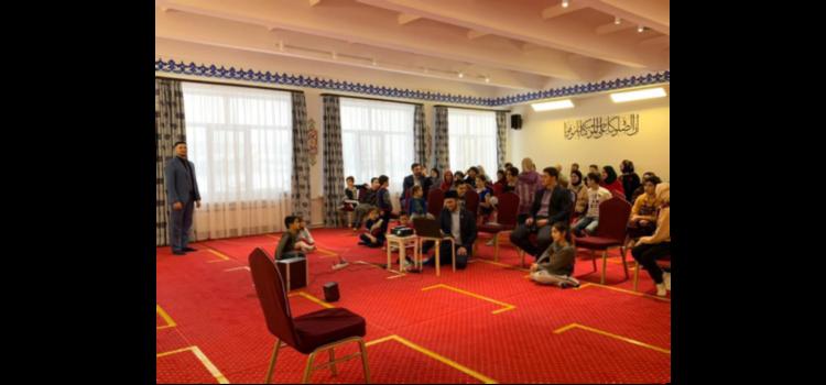 Экскурсия в местную религиозную организацию мусульман города Подольска «Рахман»
