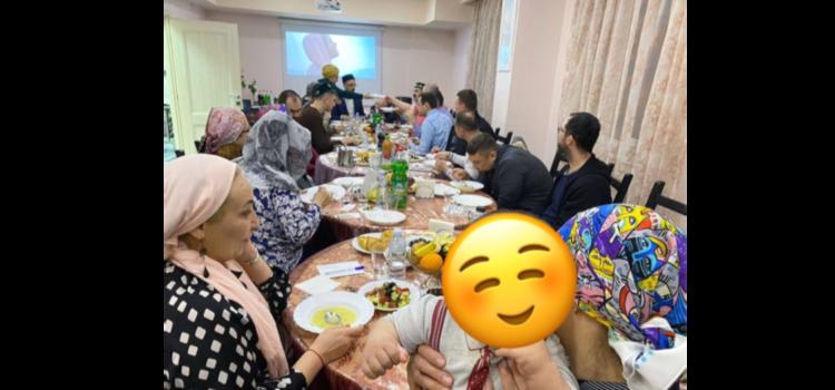 Вечер-ифтар, посвящённый культуре татарского народа
